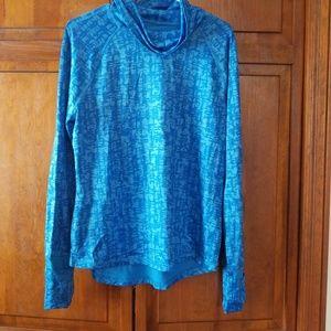 2/$20 Blue sports, running shirt
